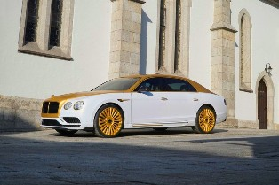 Mansory представил Bentley Flying Spur